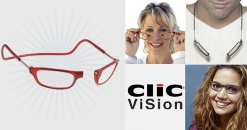 Brýle CliC